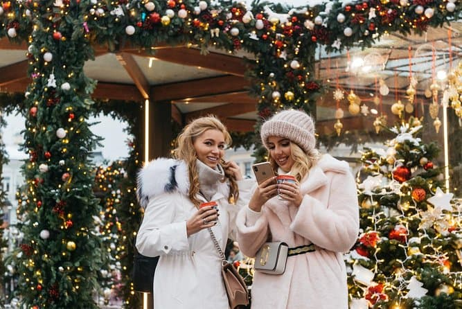 Magic Christmas Tour in Saint Petersburg
