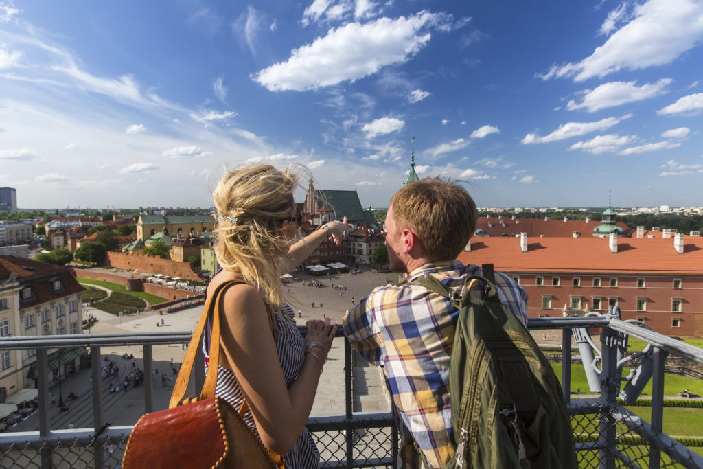 """Walking tour """"Royal Castle and the old town"""" in Warsaw"""