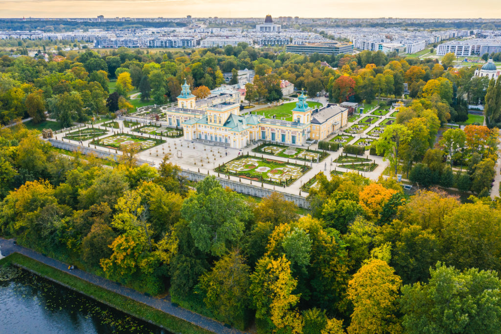 """Guided tour """"Wilanow Palace"""" in Warsaw"""